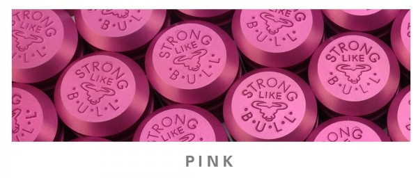 Magnets strong like a bull - pink
