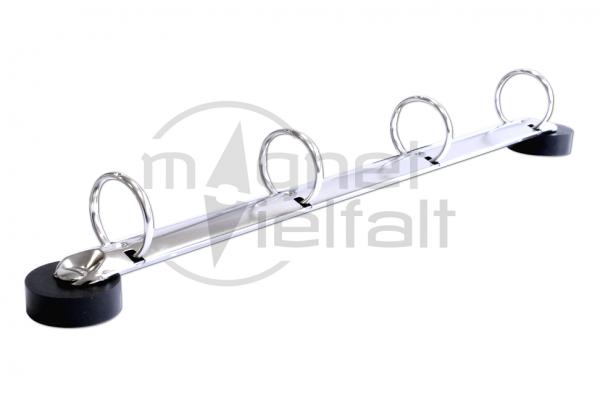 Ringmechanik magnetisch R-Form-4-Ringe