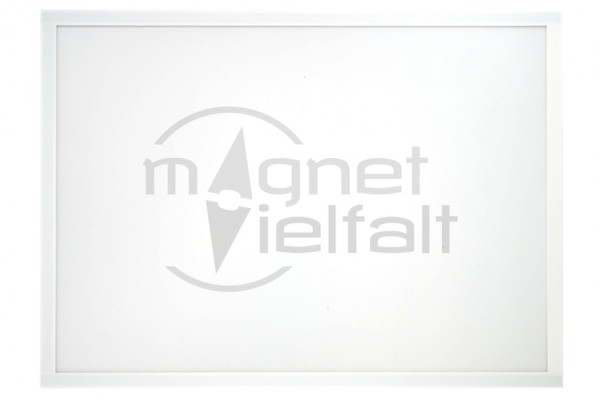 Magnetic frame DIN A4, 229 x 315 mm, color: white