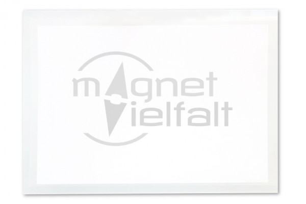 Adhäsive-Tasche A4, 244 x 328 mm, Farbe: transparent klar