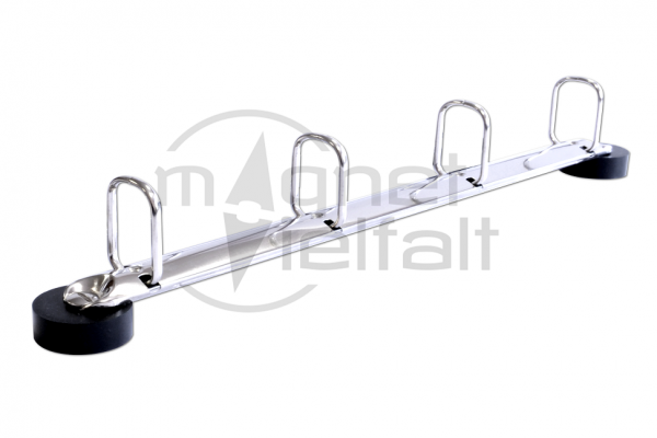 Magnetische Ringbuchmechanik Q-Form-4-Ringe