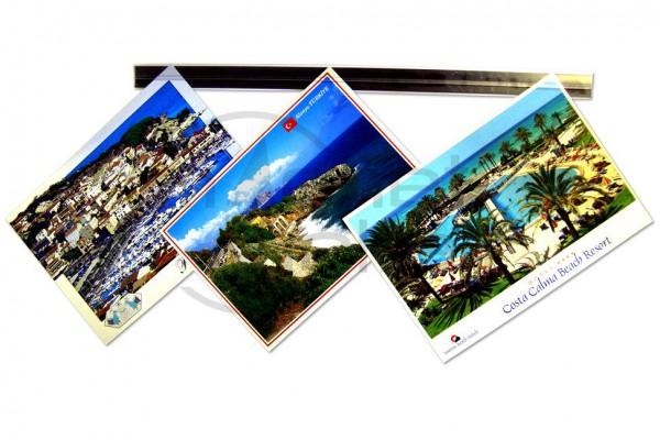 Fotoleisten 312 mm 3 Karten