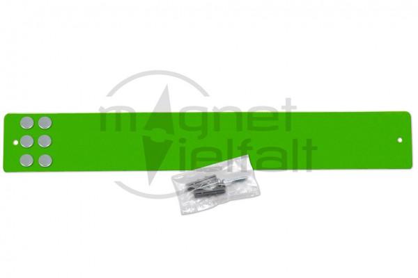Magnetleiste kurz grün