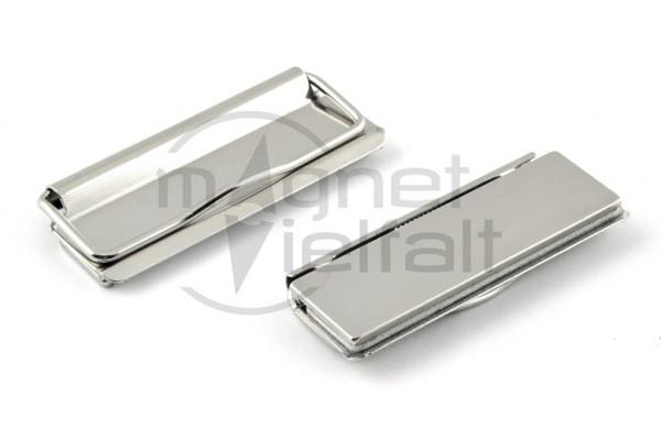 Zettelklemme 50 mm, magnetic 323-50