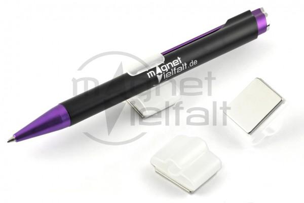 1030 T Magnetischer Stifthalter transparent
