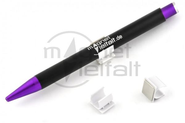 Stifthalter magnetisch weiss 9