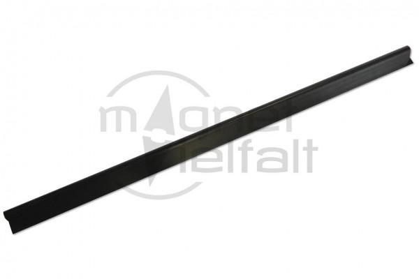 Klemmschiene schwarz 297 mm