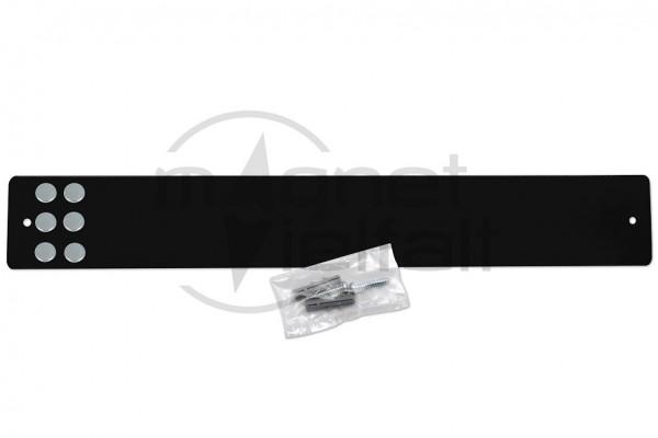 Magnetleiste kurz schwarz