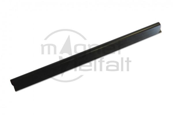 Klemmschiene schwarz 210 mm