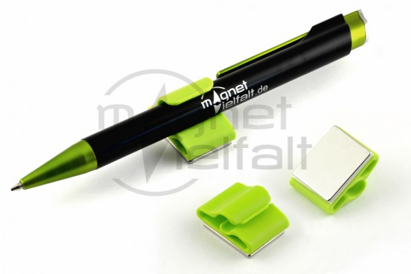 1030 Stifthalter magnetisch leuchtgrün