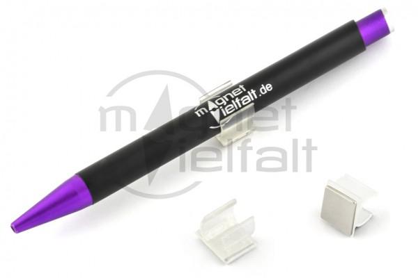 Stifthalter magnetisch transparent 8