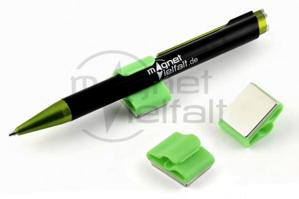 1030 GRÜN Stifthalter magnetisch grün