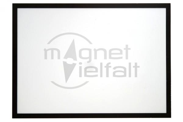 Magnetischer Inforahmen DIN A4, 229 x 315 mm, Farbe: schwarz